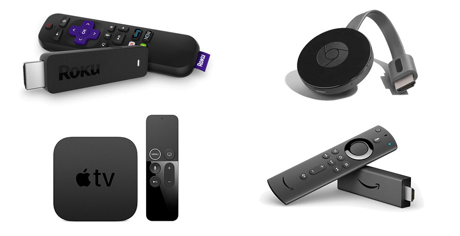 Additional Streaming Video Services